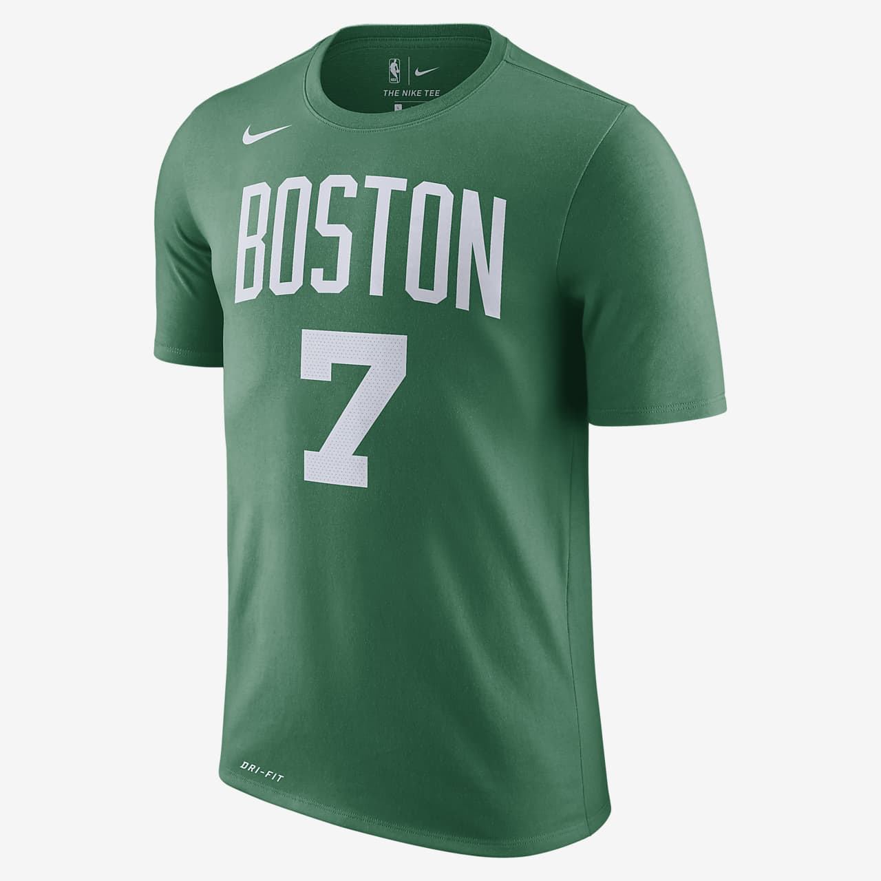 Jaylen Brown Boston Celtics Nike Dri-FIT Men's NBA T-Shirt