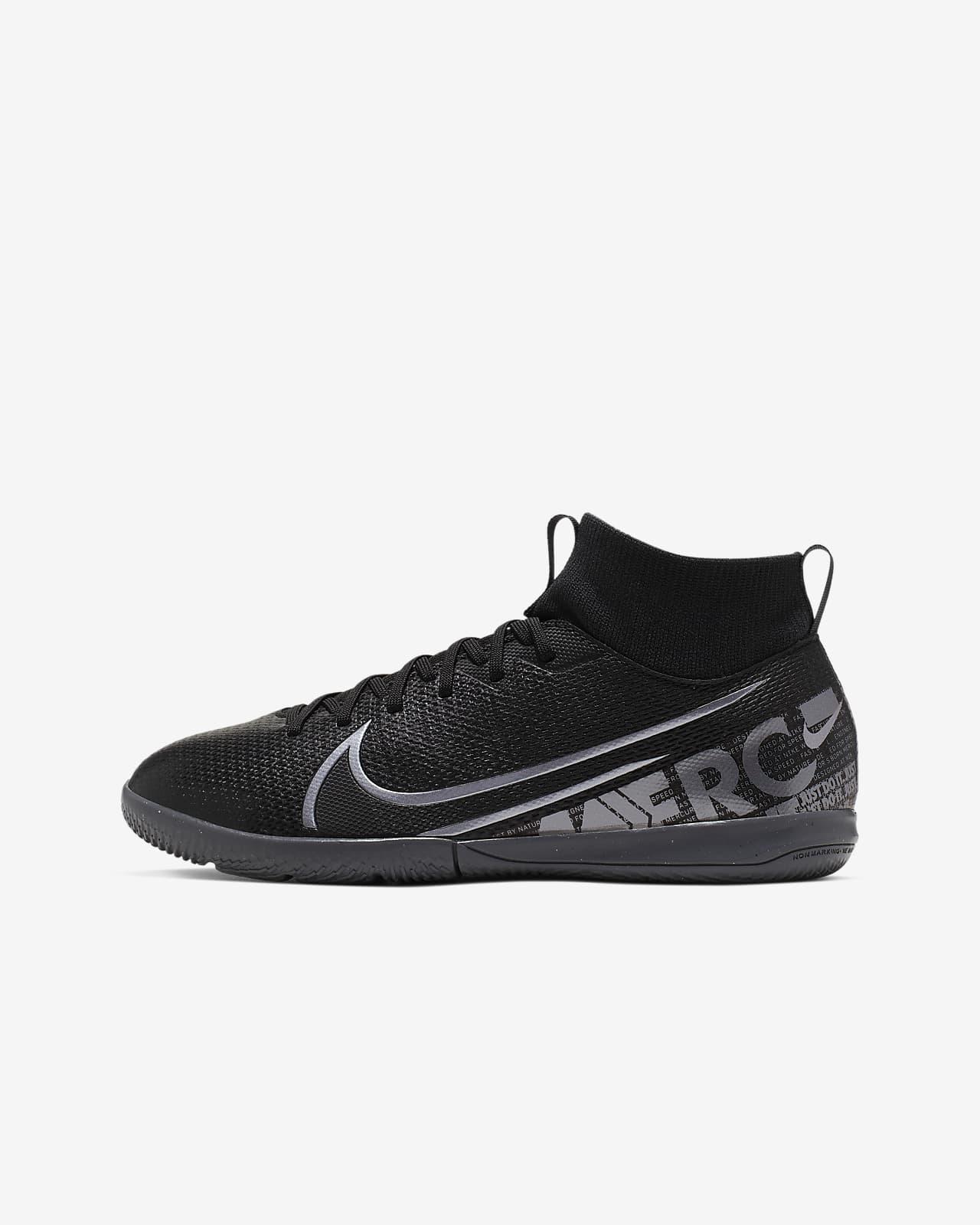 Chaussure de football en salle Nike Jr. Mercurial Superfly 7 Academy IC pour Enfant