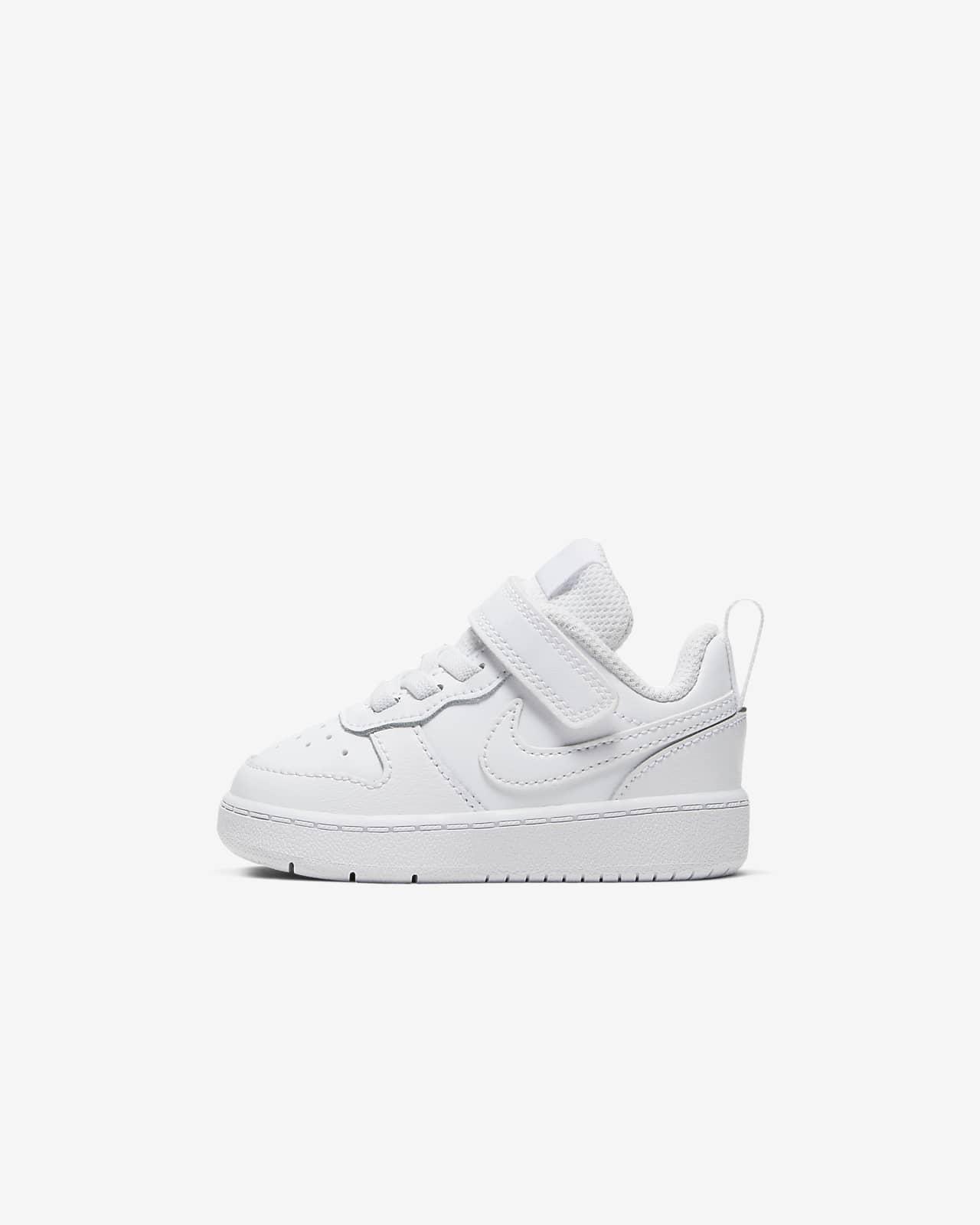 Nike Court Borough Low 2 Zapatillas - Bebé e infantil