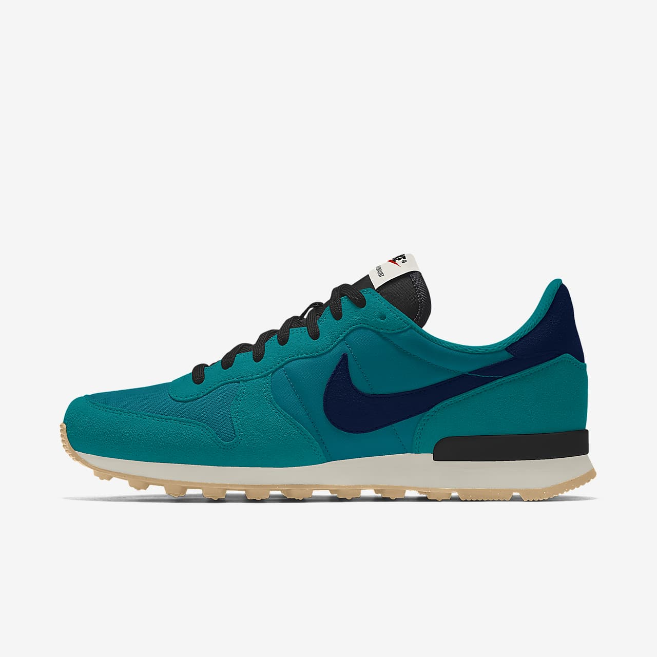 Nike Internationalist By You tilpasset sko til dame. Nike NO