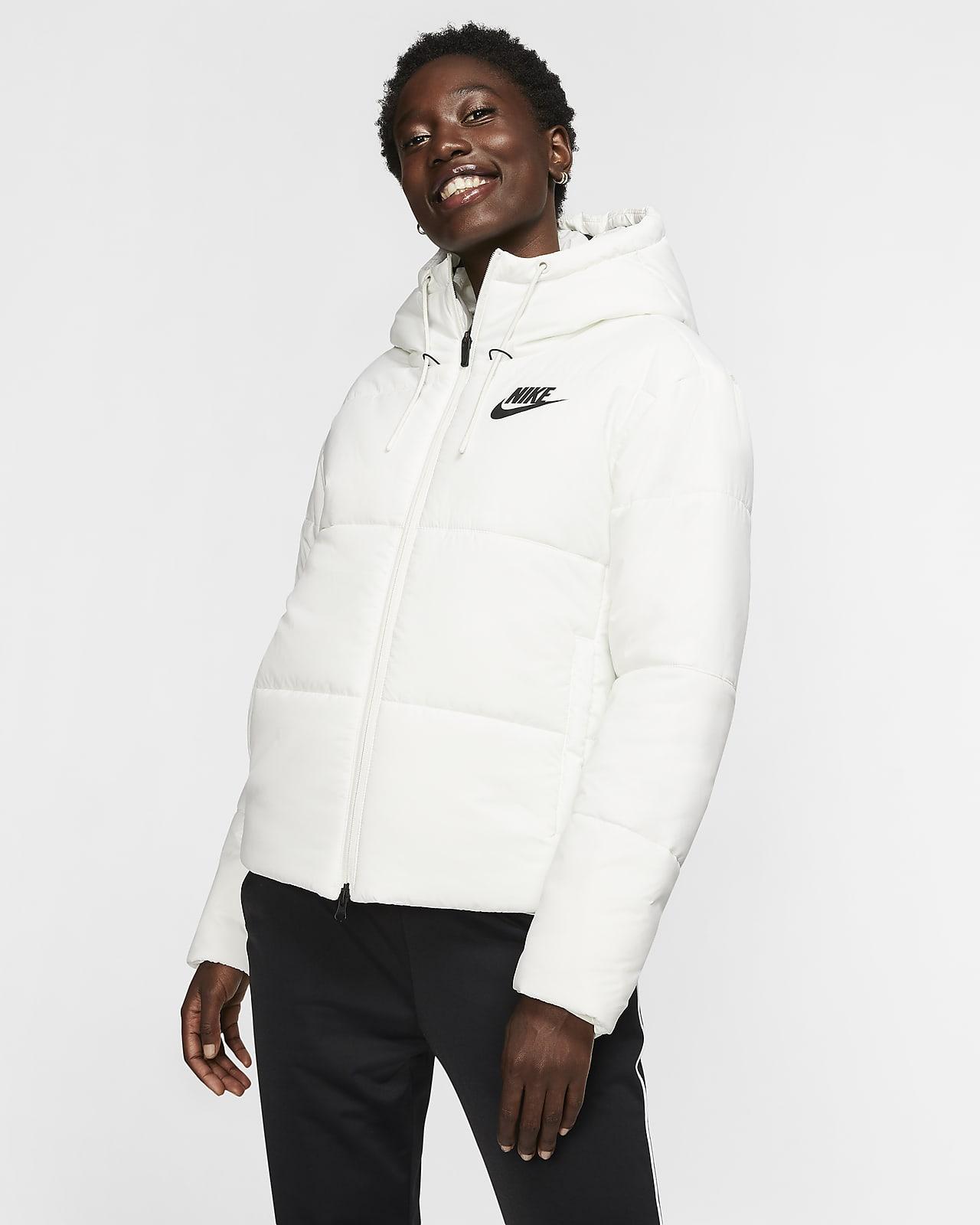 Dámská bunda Nike Sportswear Synthetic-Fill s kapucí