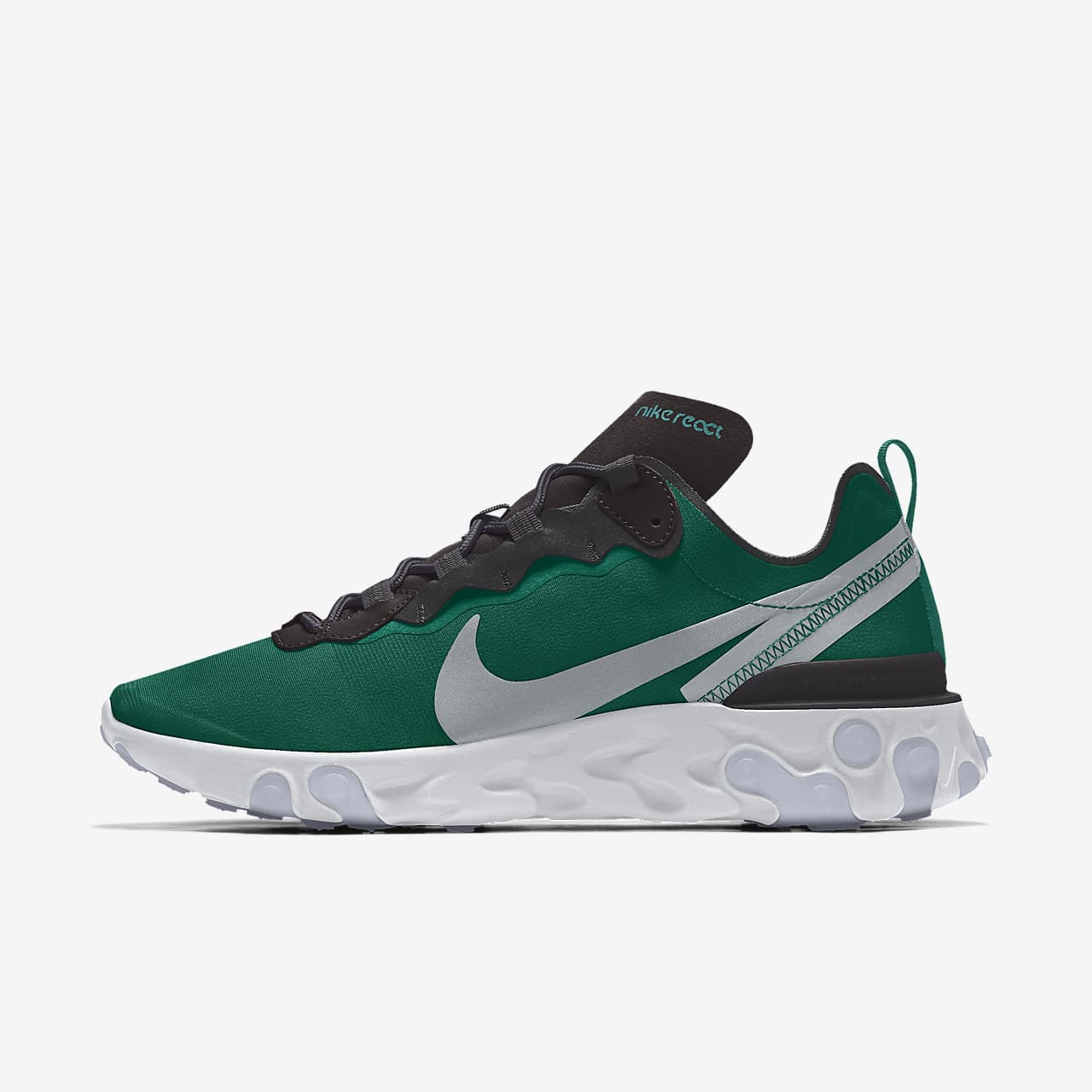 Scarpa lifestyle personalizzabile Nike React Element 55 By You - Donna