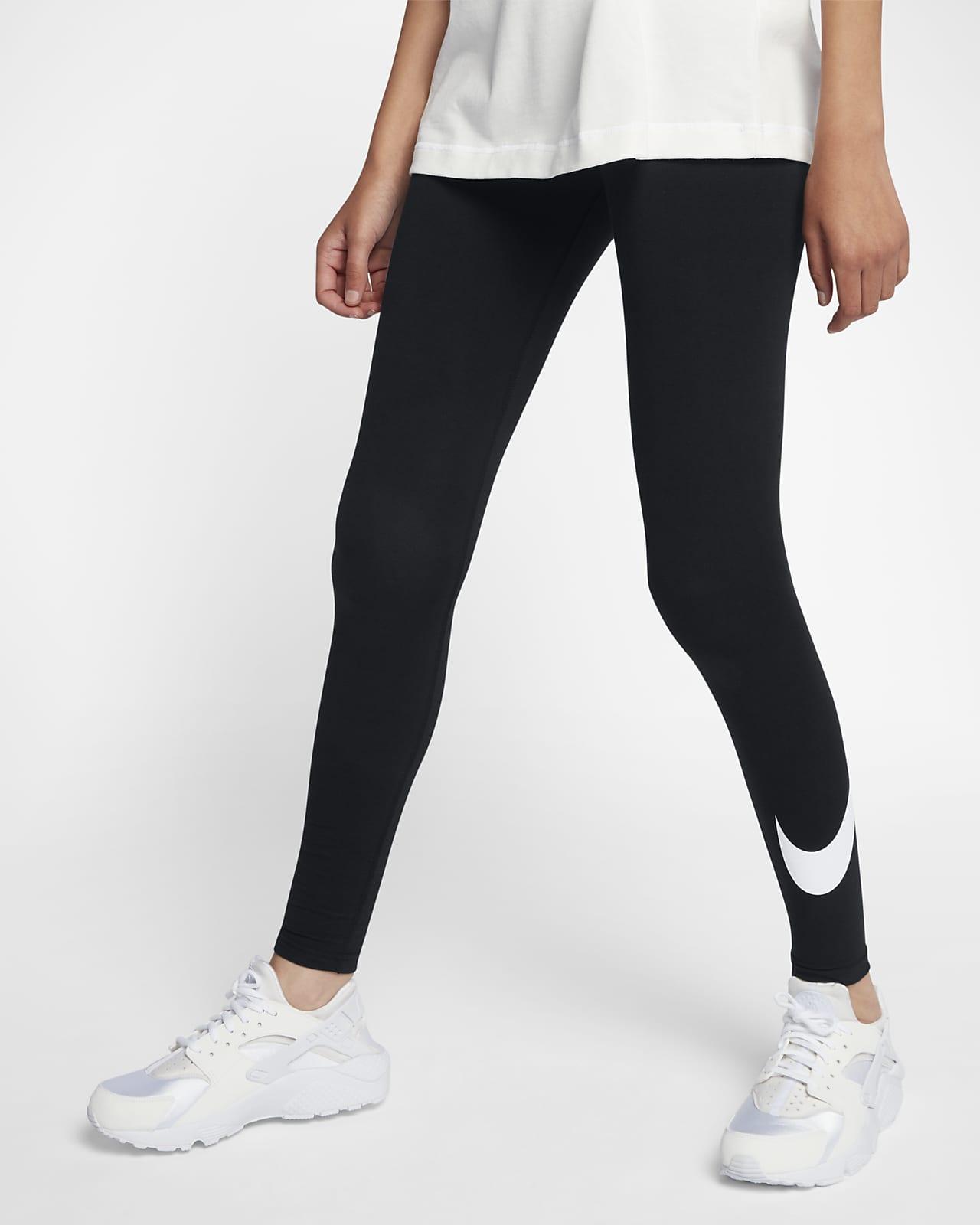 Nike Sportswear Swoosh - leggings til kvinder