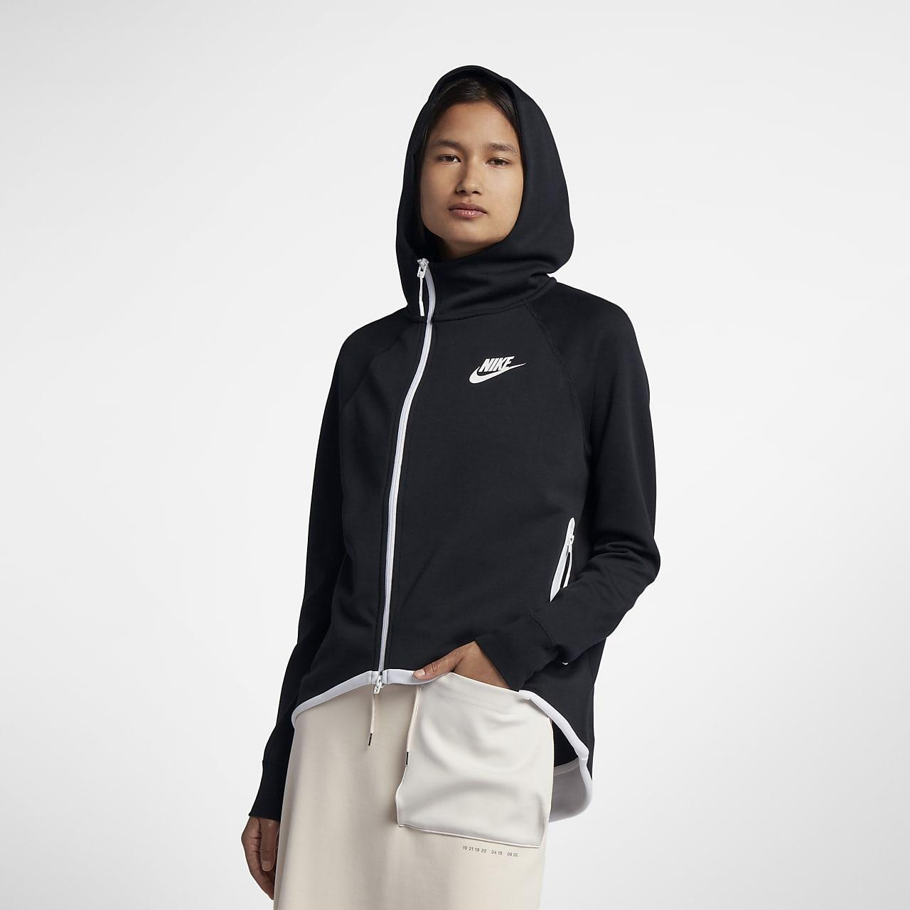 Nike Sportswear Tech Fleece Women S Full Zip Cape Nike Com