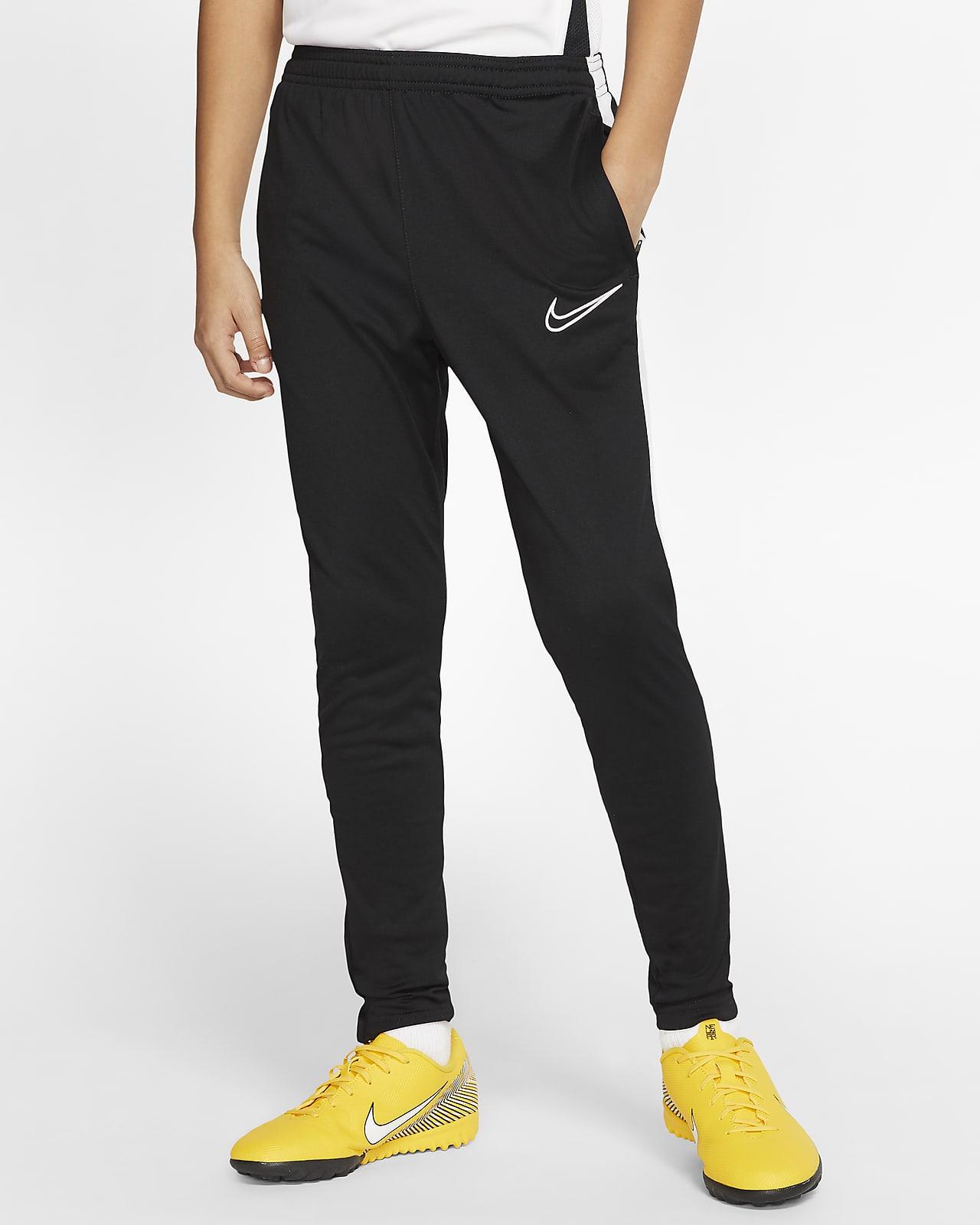 Pantalones De Futbol Para Ninos Talla Grande Nike Dri Fit Academy Nike Com