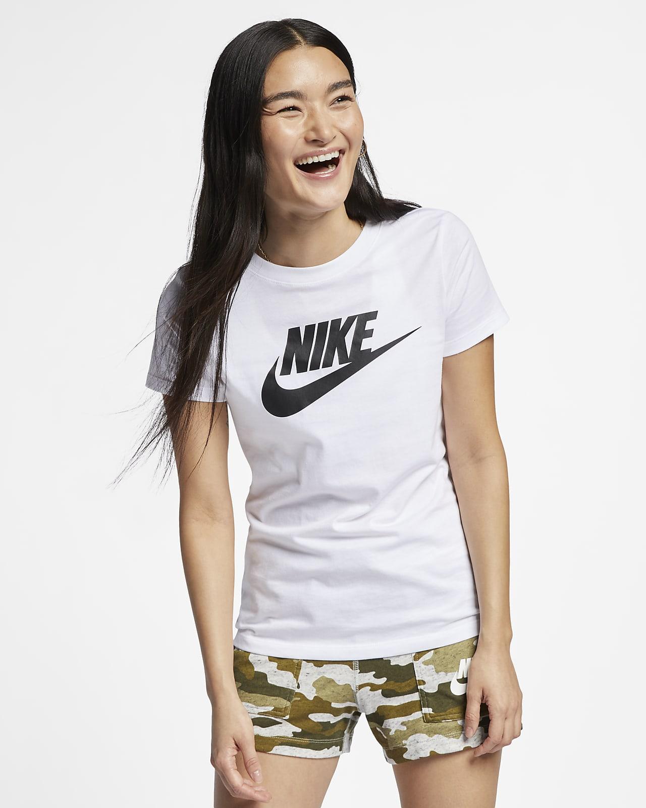 ナイキ スポーツウェア エッセンシャル ウィメンズ Tシャツ