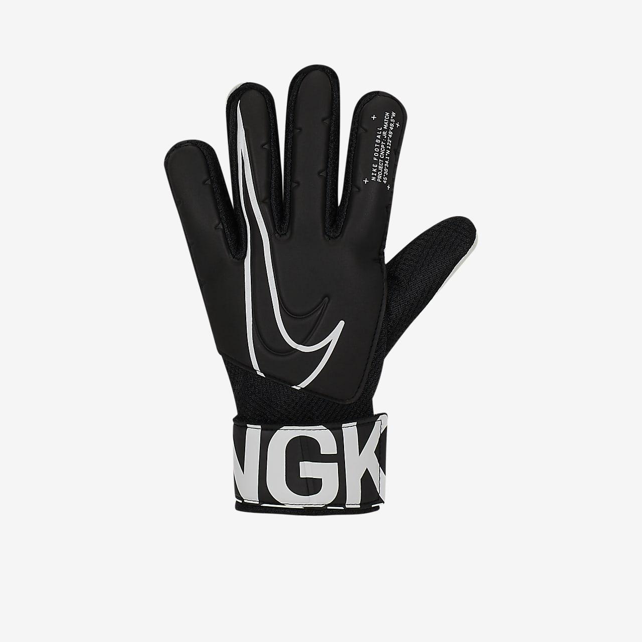 Nike Jr. Match Goalkeeper futballkesztyű gyerekeknek