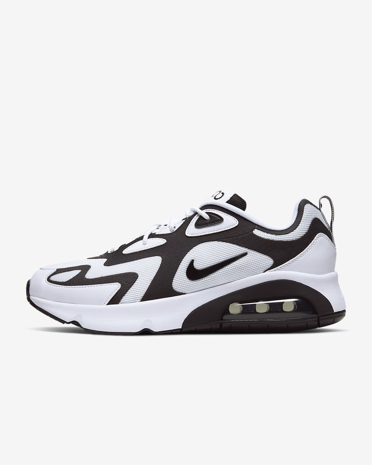 Nike Air Max 200 Mens Shoes Trainers Uk Size 9.5-10  AQ2568 104