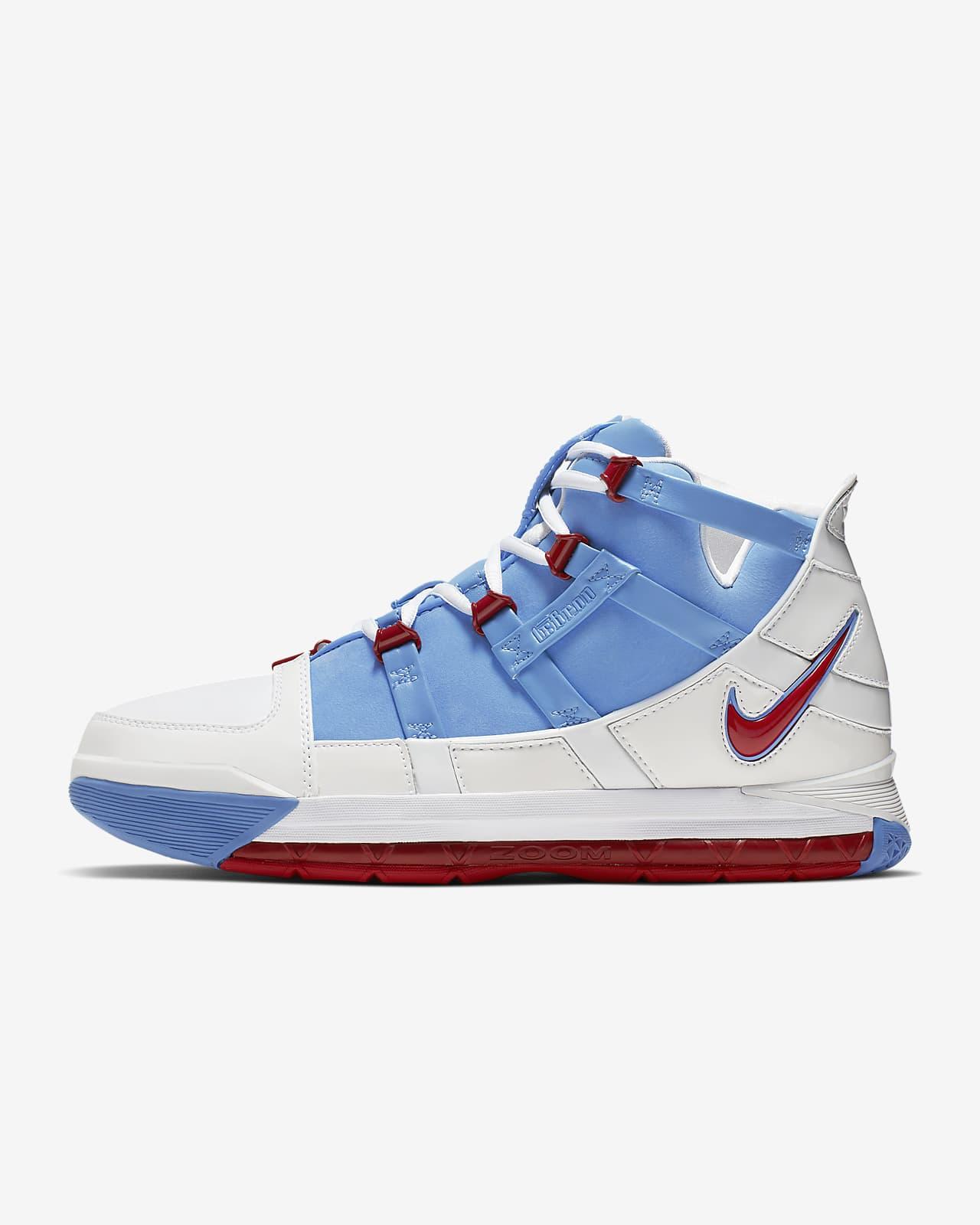 Zoom LeBron 3 QS Men's Shoe. Nike.com