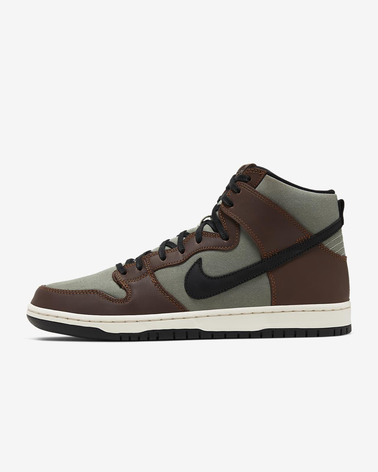 Nike SB Dunk High Pro 男/女运动鞋