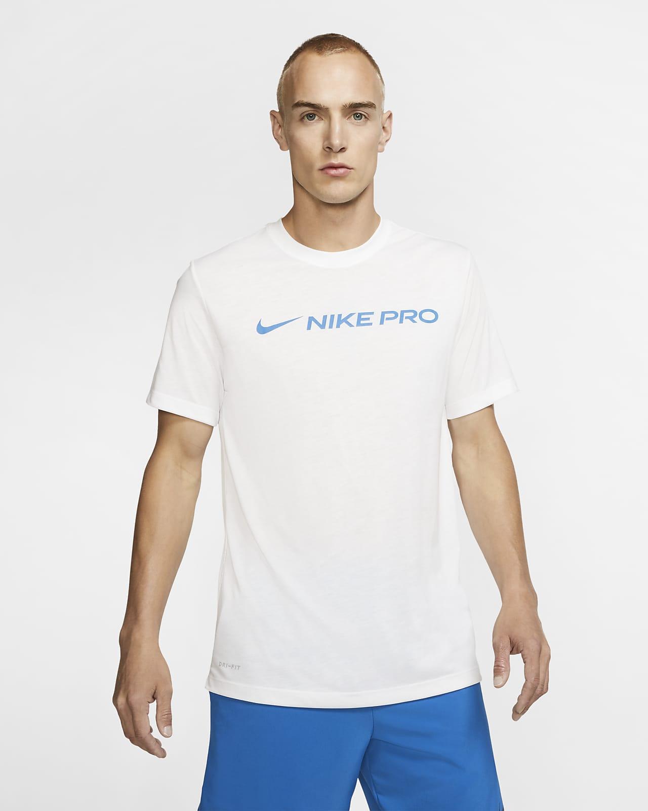 Мужская футболка для тренинга Nike Dri-FIT