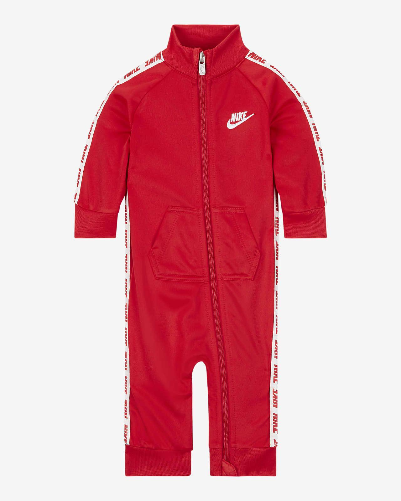Nike Sportswear Baby (0-9M) Long-Sleeve Coverall