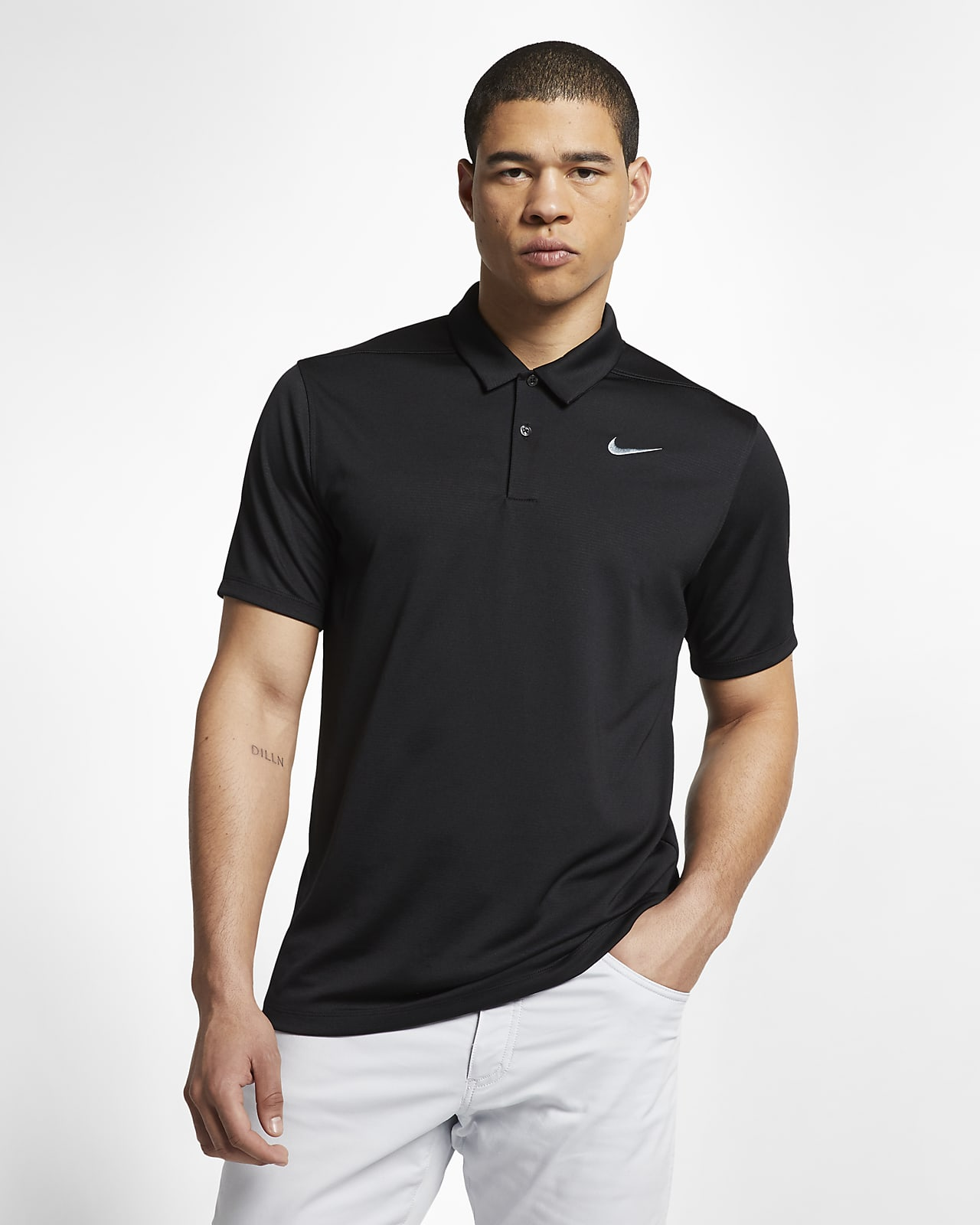 Nike Dri-FIT Erkek Golf Polo Üst