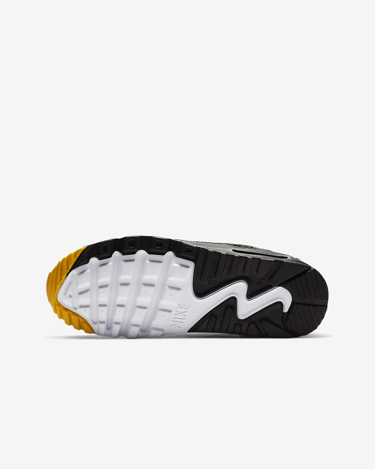 Scarpa Nike Air Max 90 Mesh - Ragazzi