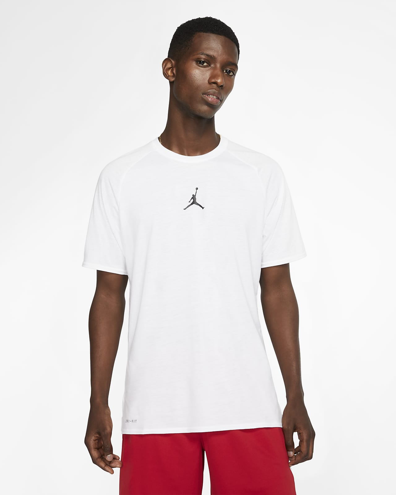 Jordan 23 Alpha Men's Short-Sleeve Training Top