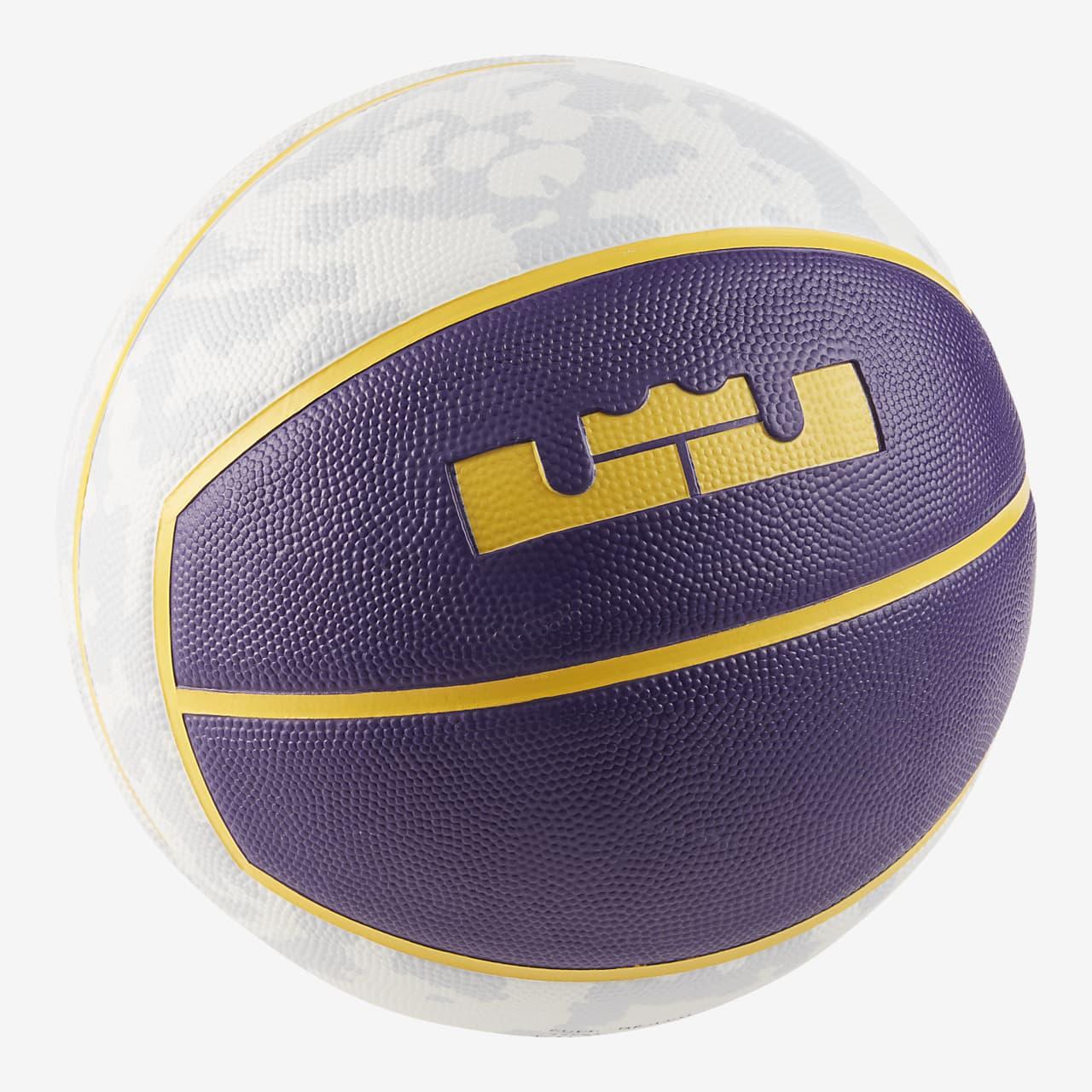 LeBron Playground 4P Basketball. Nike ID
