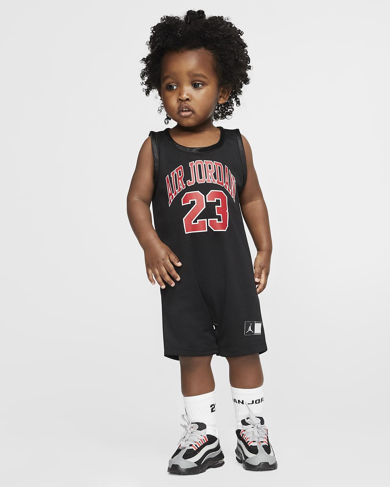 Jordan DNA 婴童连体衣