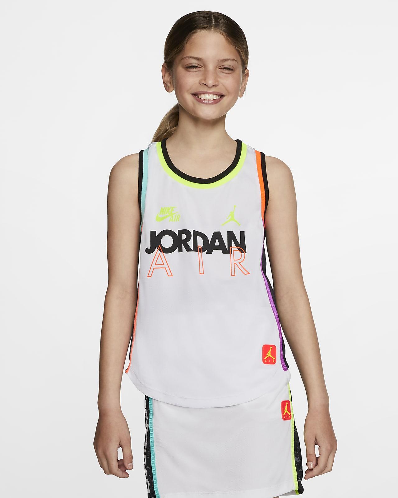 Air Jordan Tanktop für ältere Kinder (Mädchen)