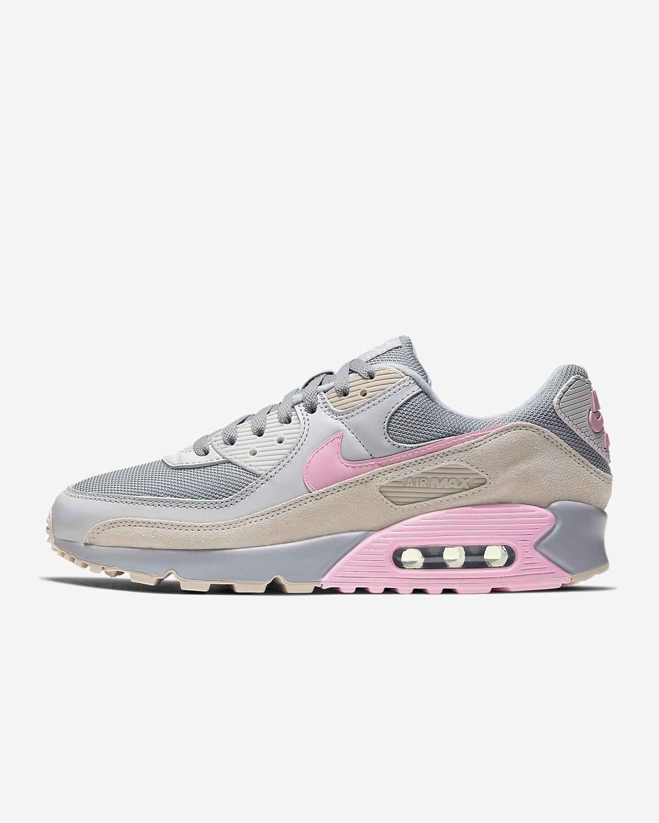 air max 90 rosa uomo