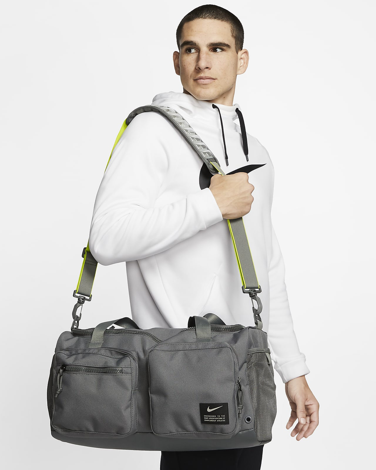 Resignación Portavoz Generacion  Nike Utility Power Training Duffel Bag (Small). Nike LU