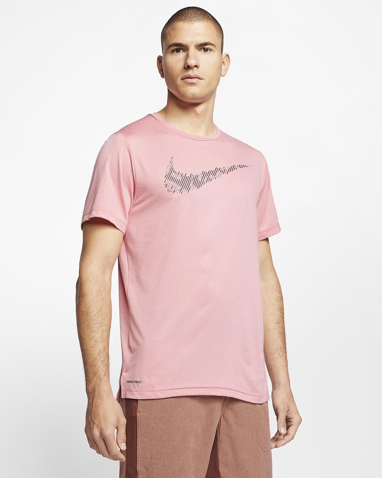 Nike Dri-FIT Men's Short-Sleeve Graphic Training Top