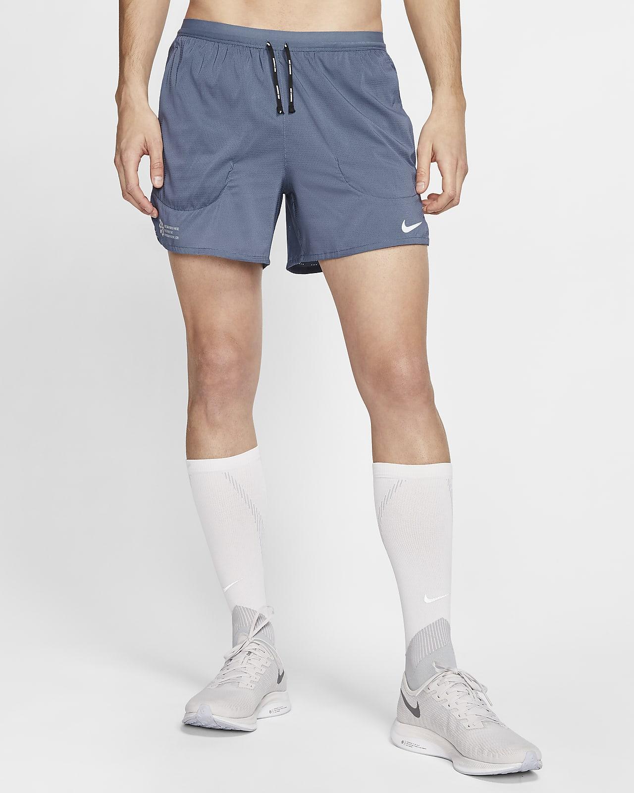 Short de running avec sous short intégré Nike Flex Stride Future Fast 13 cm pour Homme