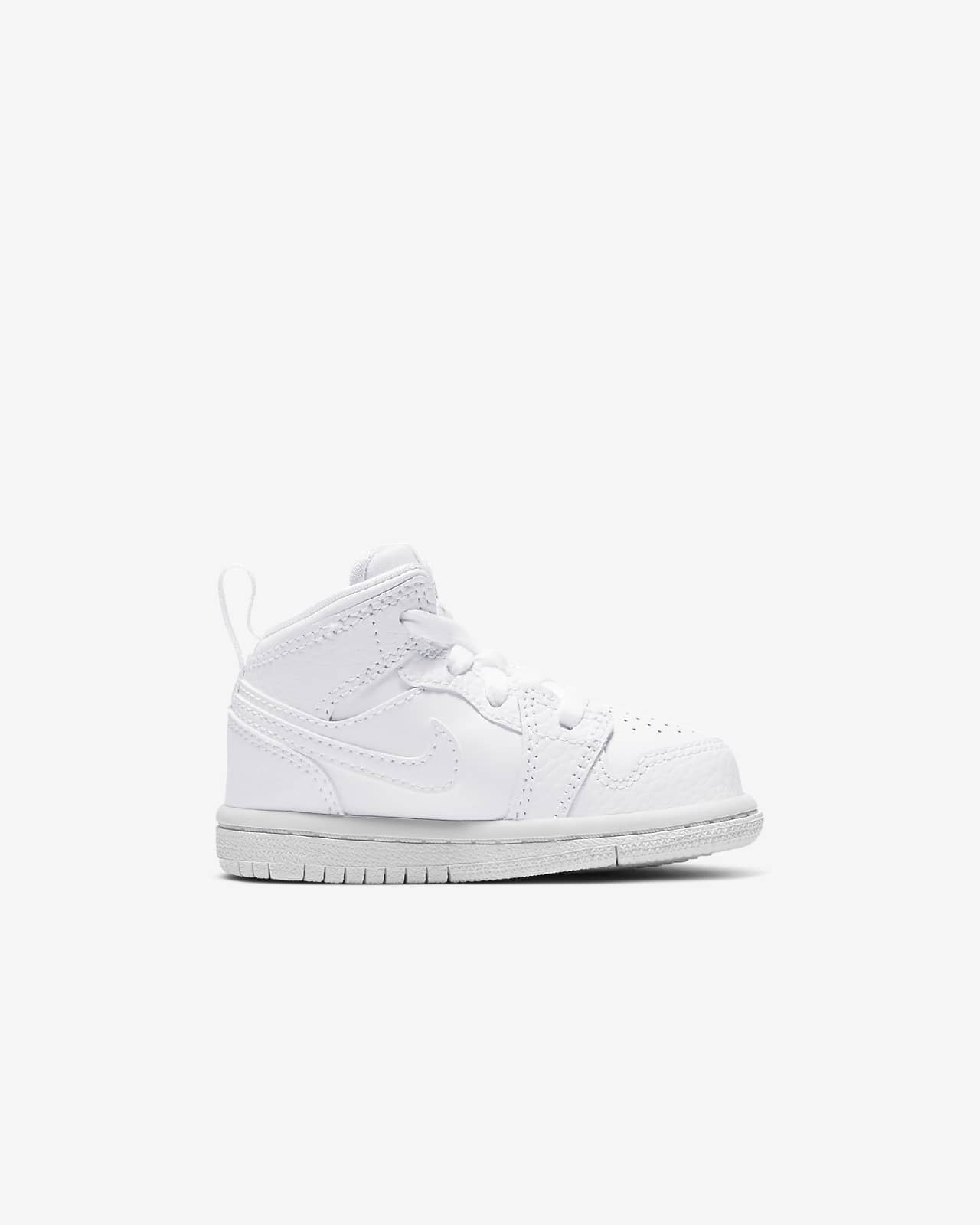 Jordan 1 Mid Baby and Toddler Shoe. Nike MA
