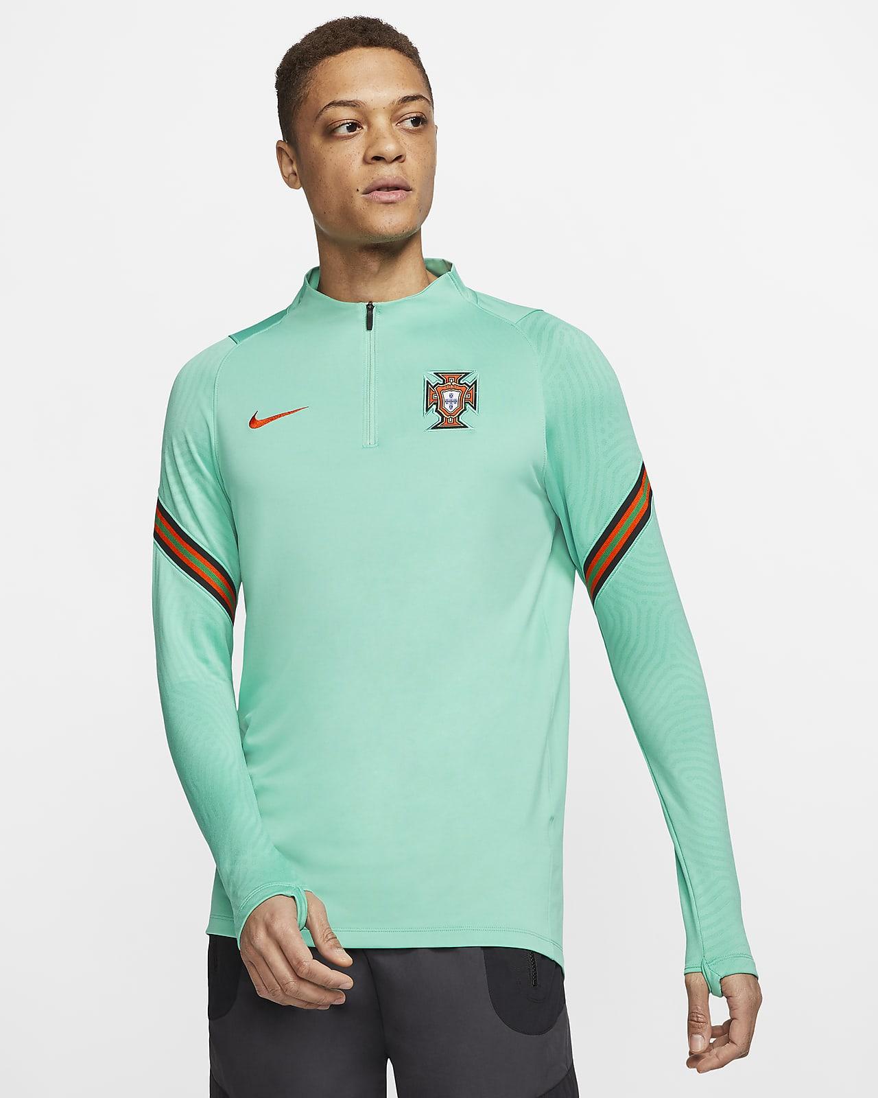 Camisola de treino de futebol Portugal Strike para homem