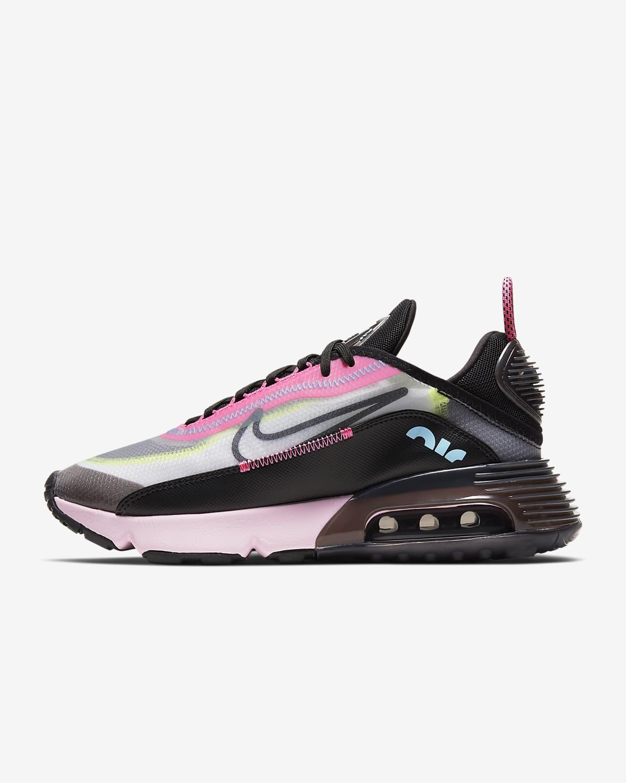 chaussures nike air max rose