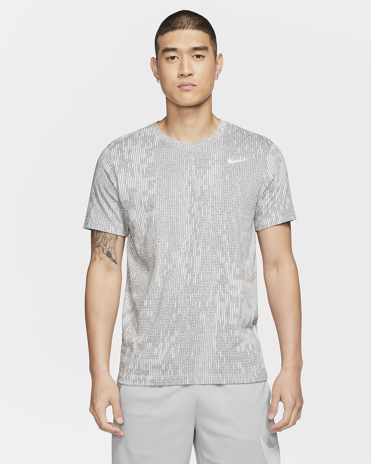 Nike Dri-FIT Men's Printed Training T-Shirt