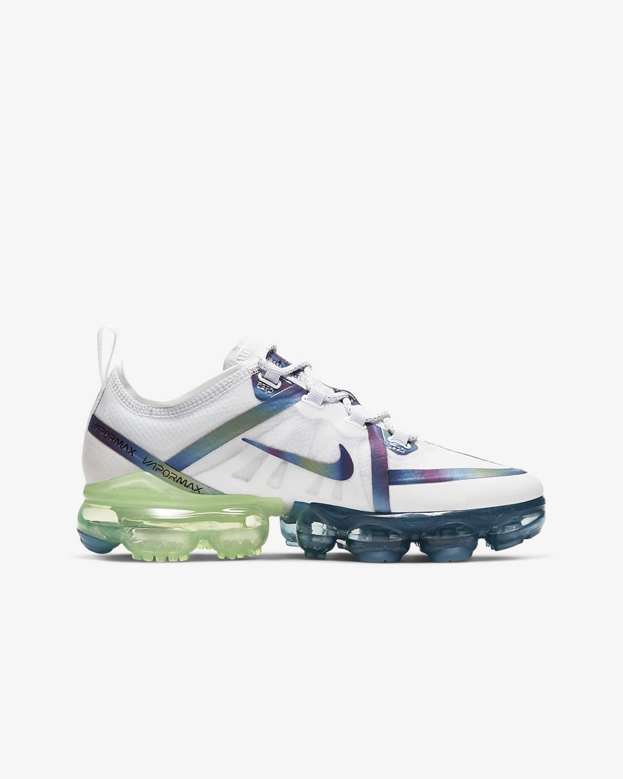 Nike Air VaporMax 2019 Big Kids' Shoe