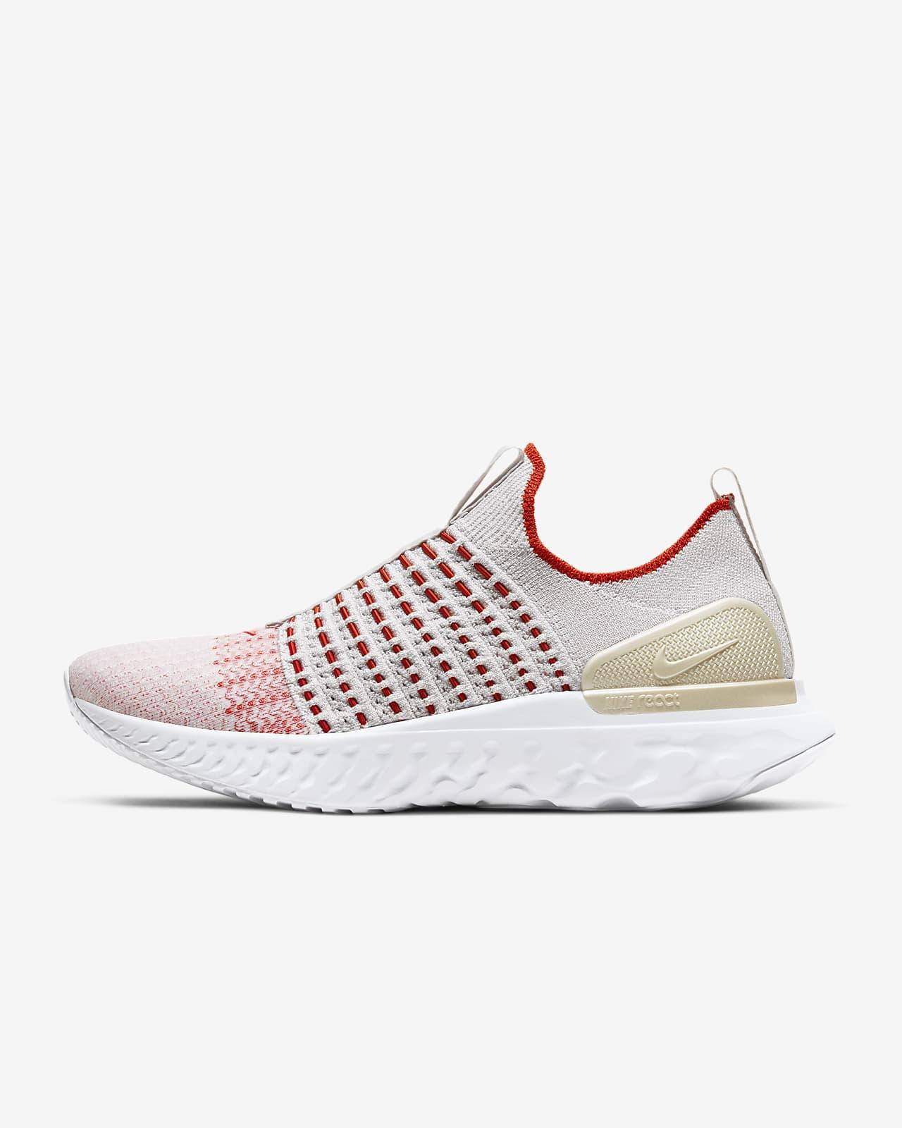 Nike React Phantom Run Flyknit 2 Women's Running Shoes. Nike JP