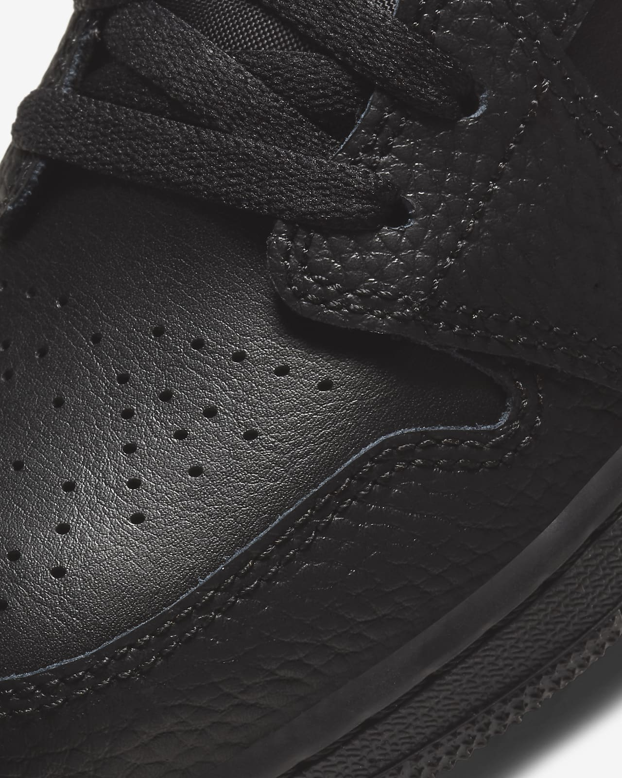 nike air jordan 1 low noir enfant