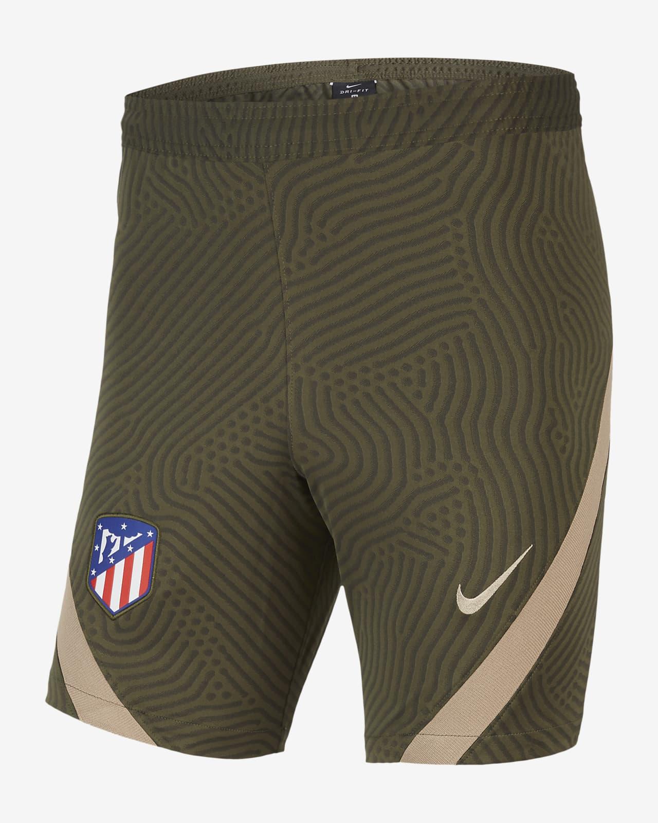Atlético de Madrid Strike Men's Knit Football Shorts