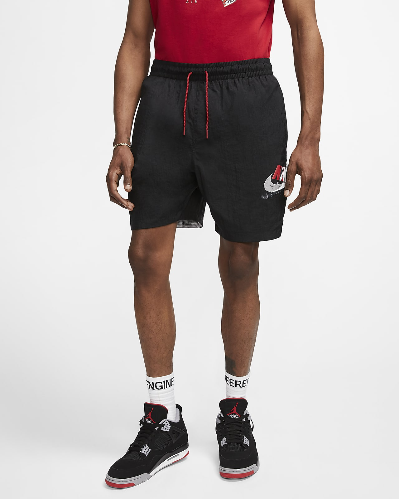 Jordan Jumpman Poolside Pantalons curts de 18 cm - Home