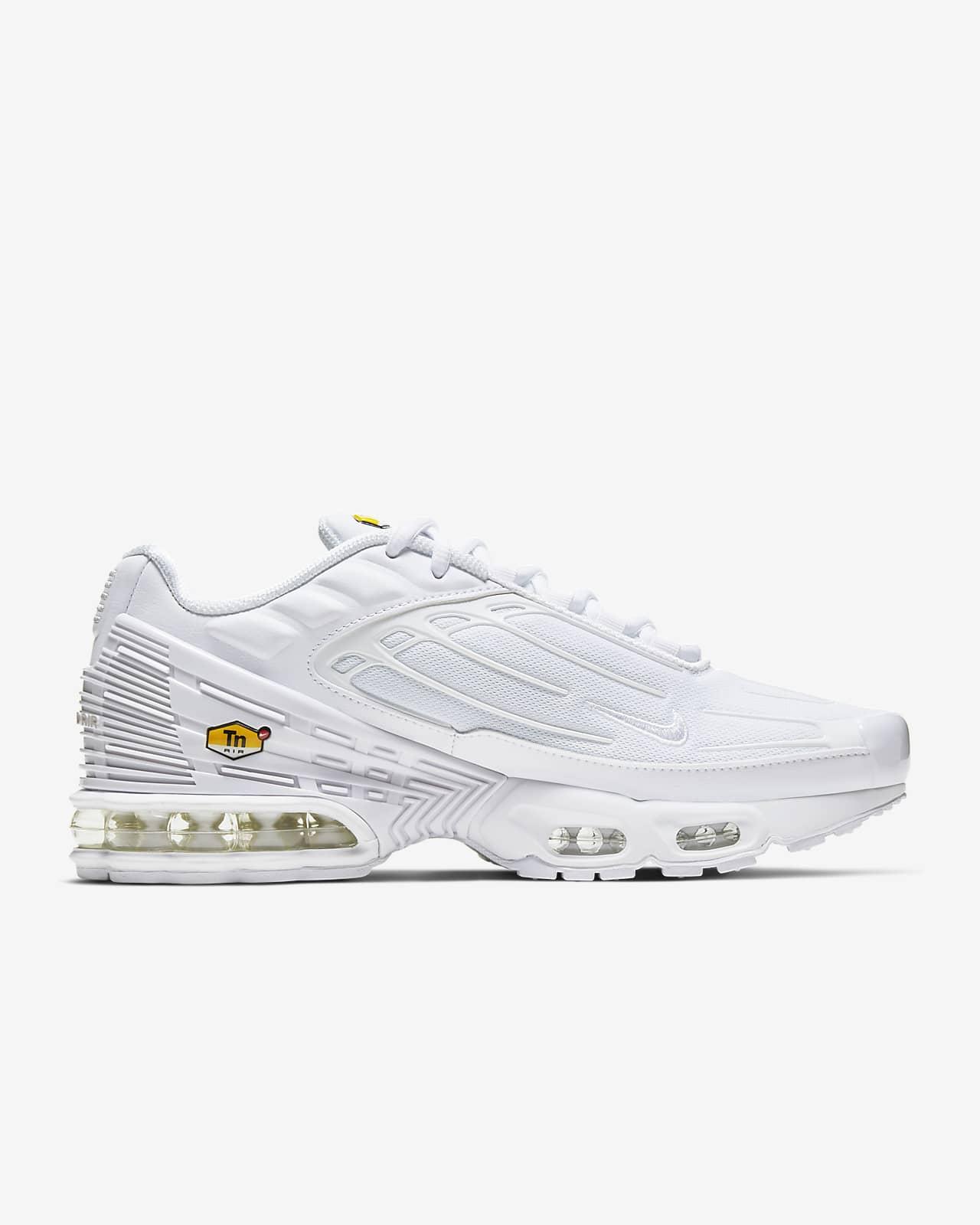 scarpe nike air max tn bianche