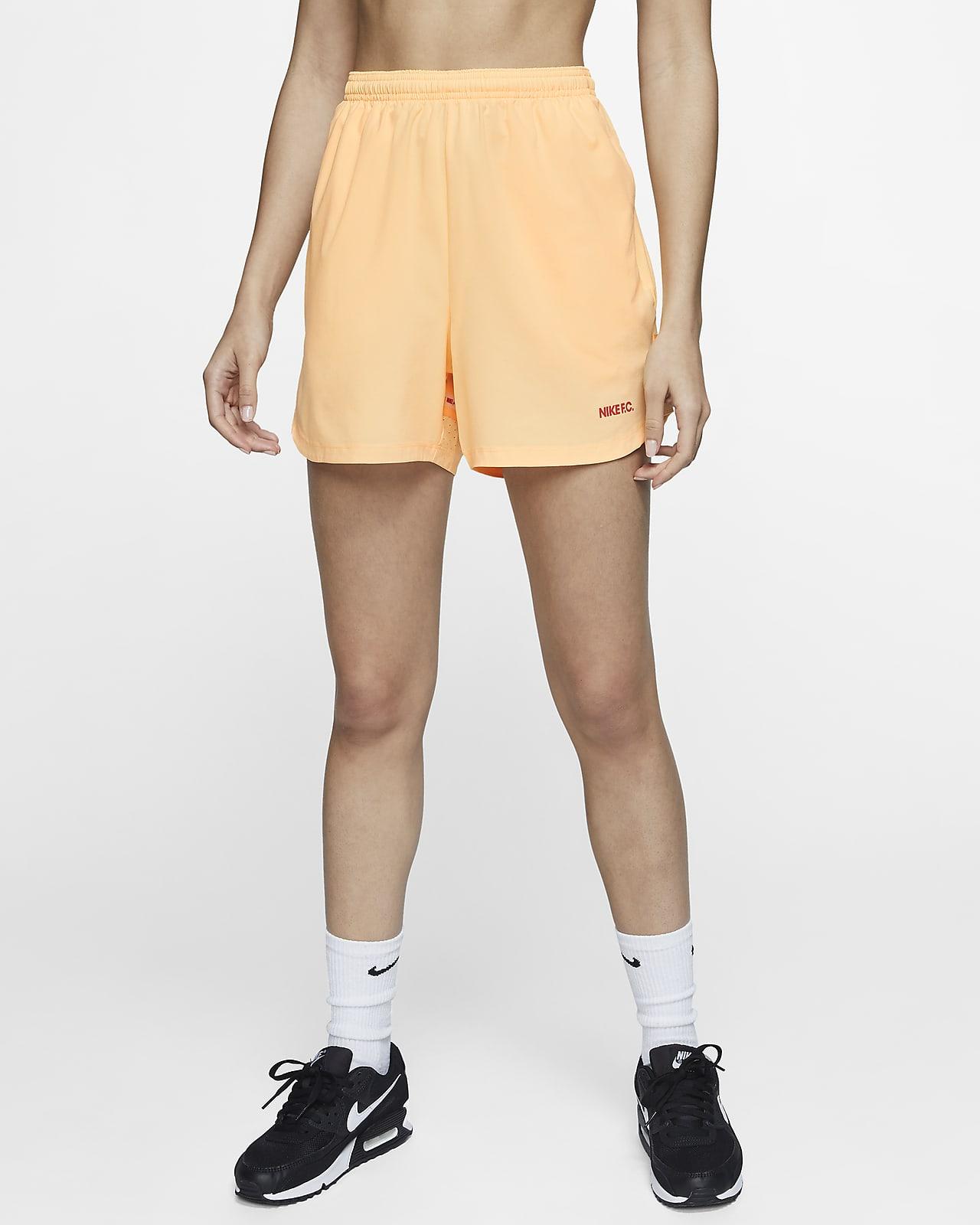 Shorts de fútbol para mujer Nike F.C. de Alemania