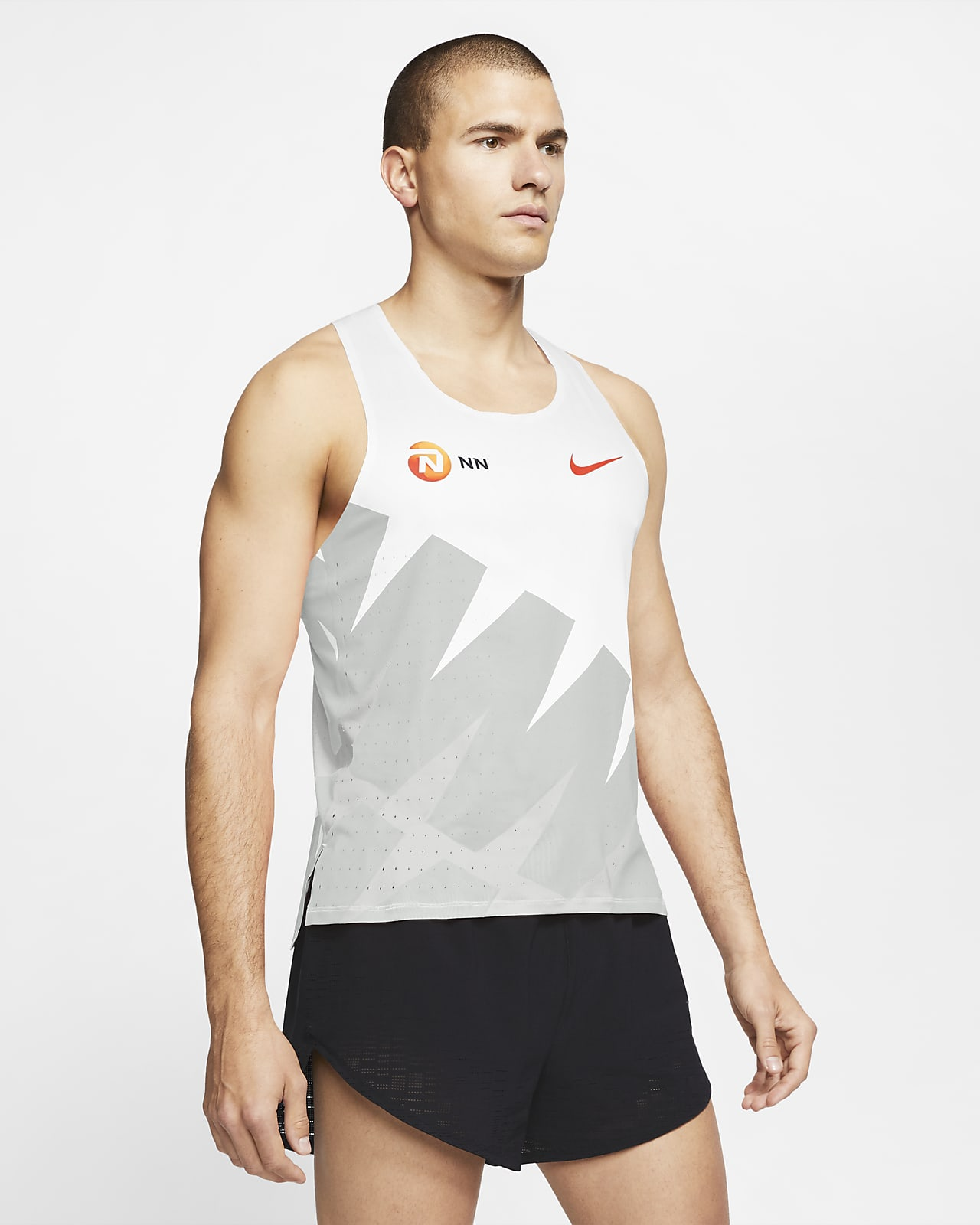 Universidad defecto tiburón  Nike AeroSwift NN Men's Running Singlet. Nike.com