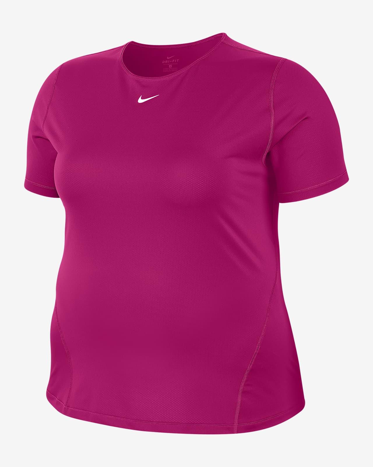 Haut en mesh Nike Pro pour Femme (grande taille)