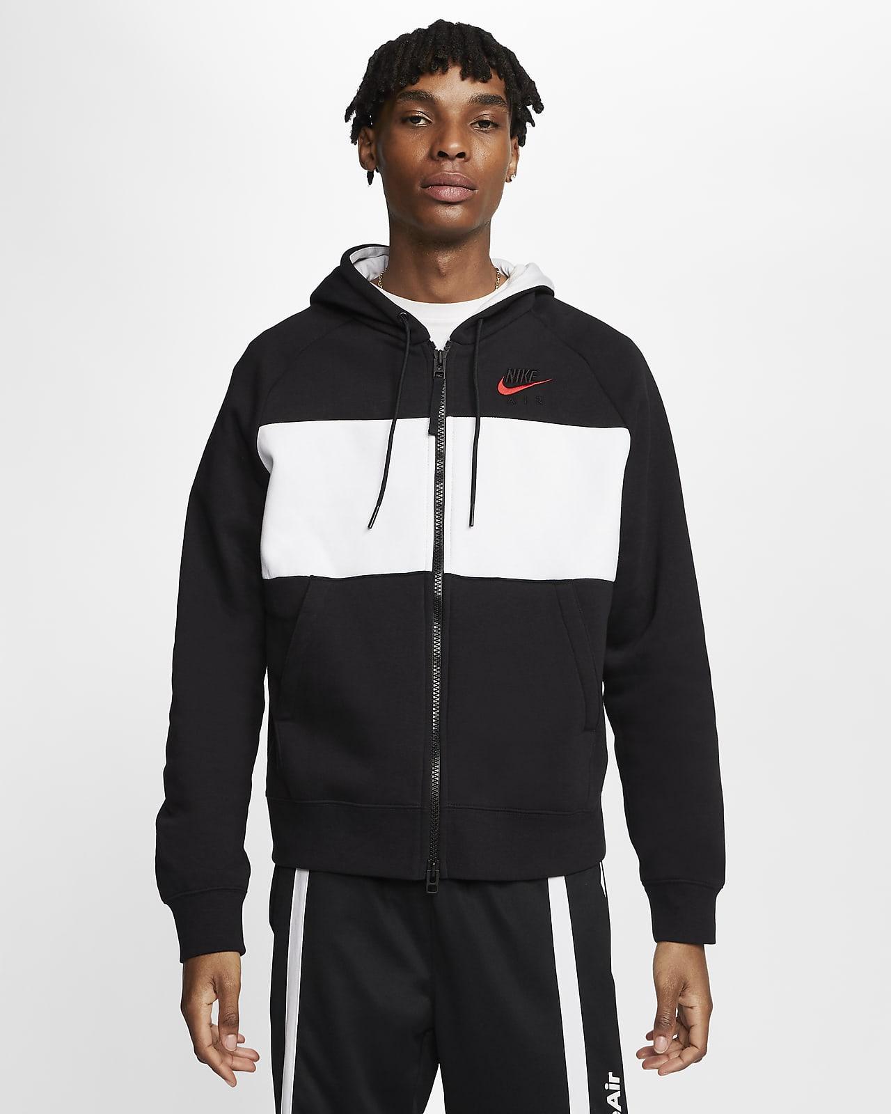 Nike Air Men's Full Zip Fleece Hoodie