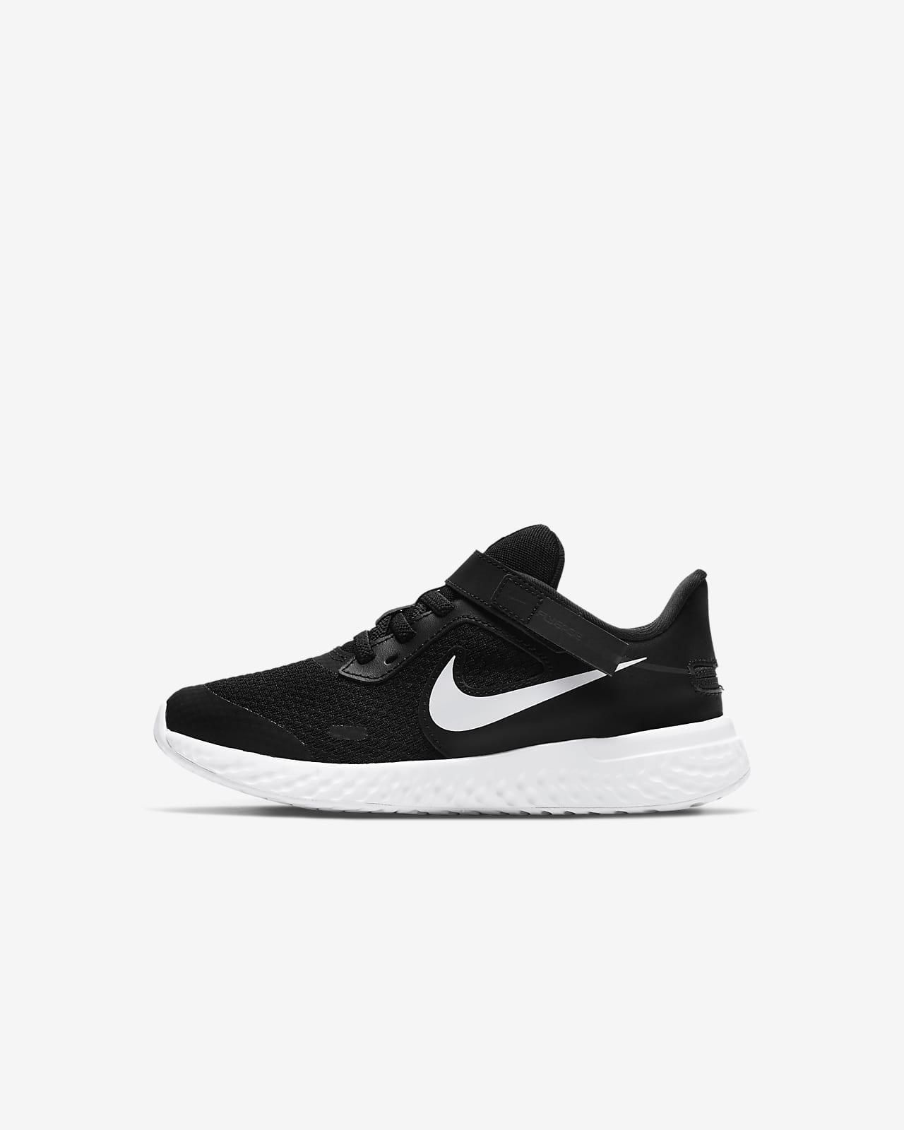 Indomable Horno Anillo duro  Nike Revolution 5 FlyEase Zapatillas - Niño/a pequeño/a. Nike ES