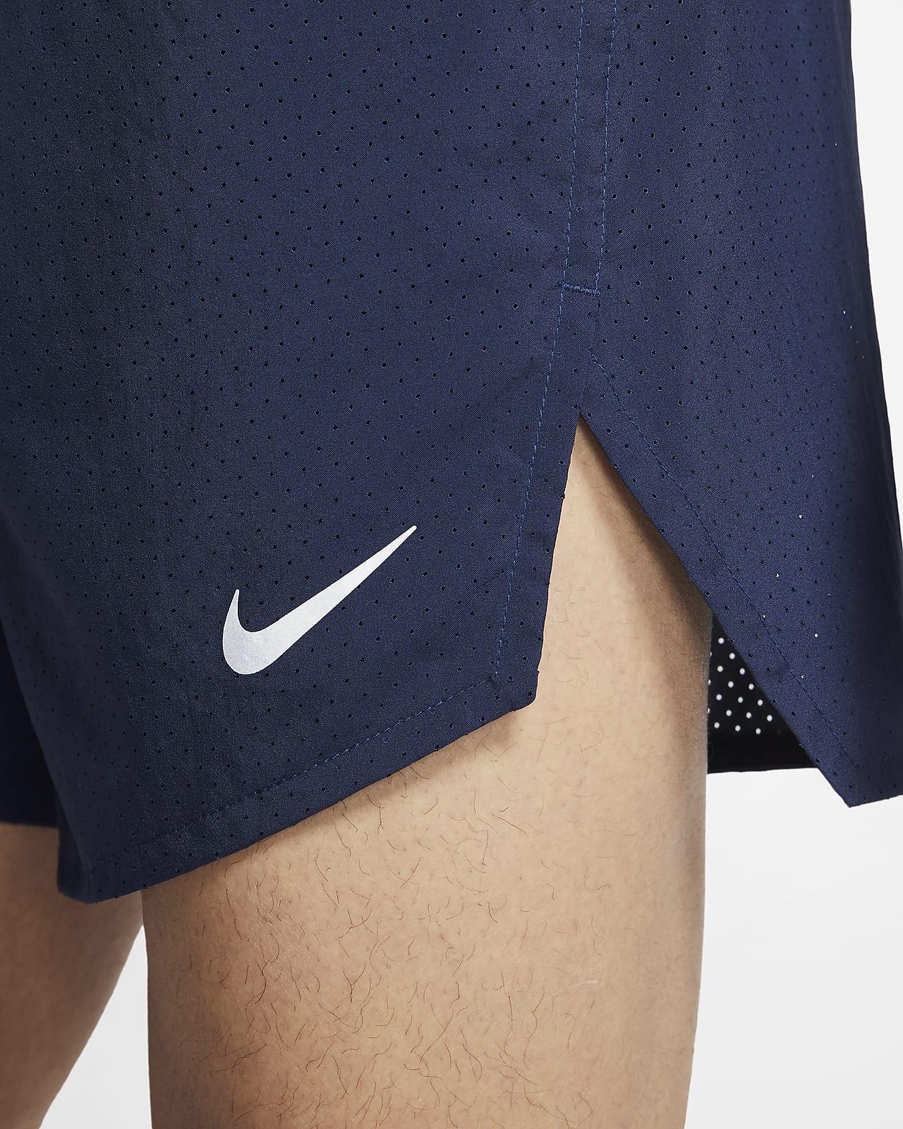 Nike Fast Herren Laufshorts (ca. 10 cm)