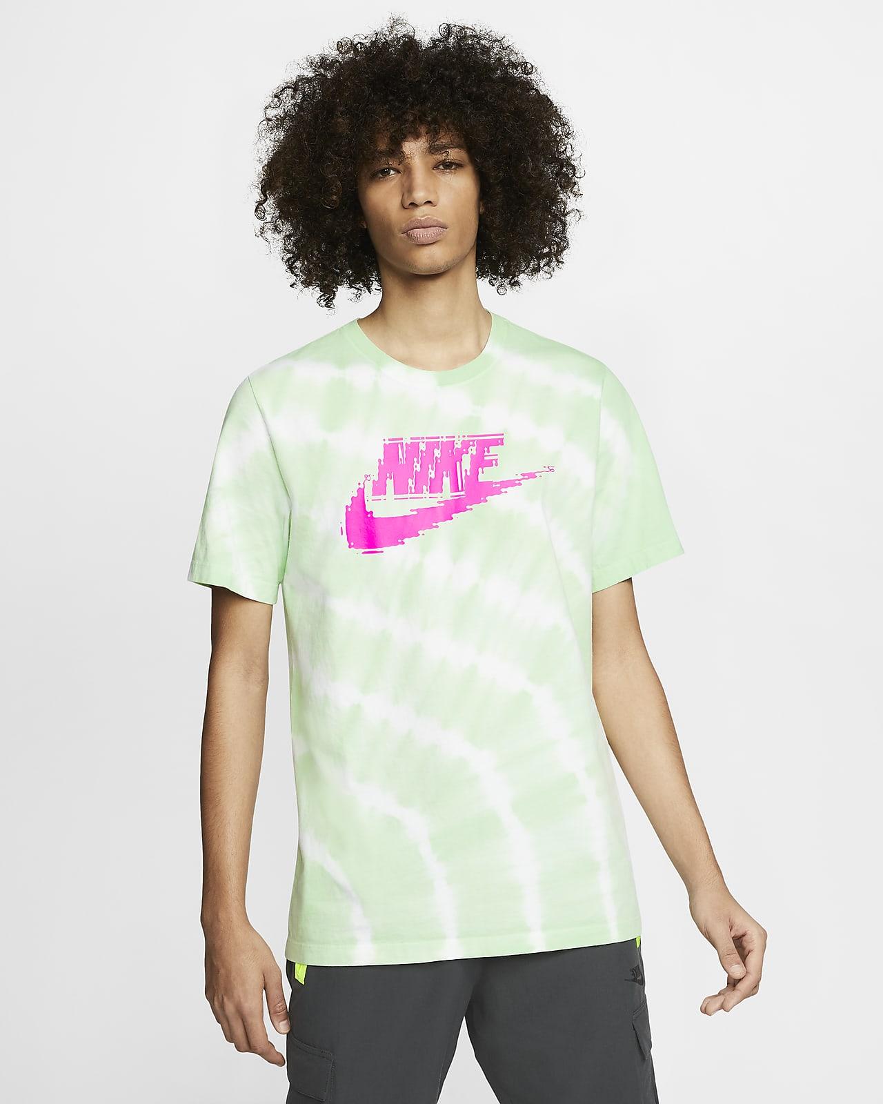 Playera teñida para hombre Nike Sportswear