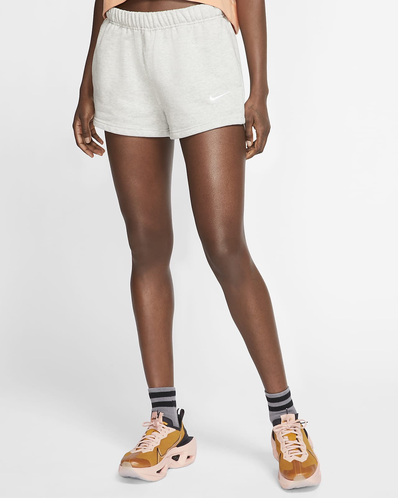 NikeLab Women's Fleece Shorts