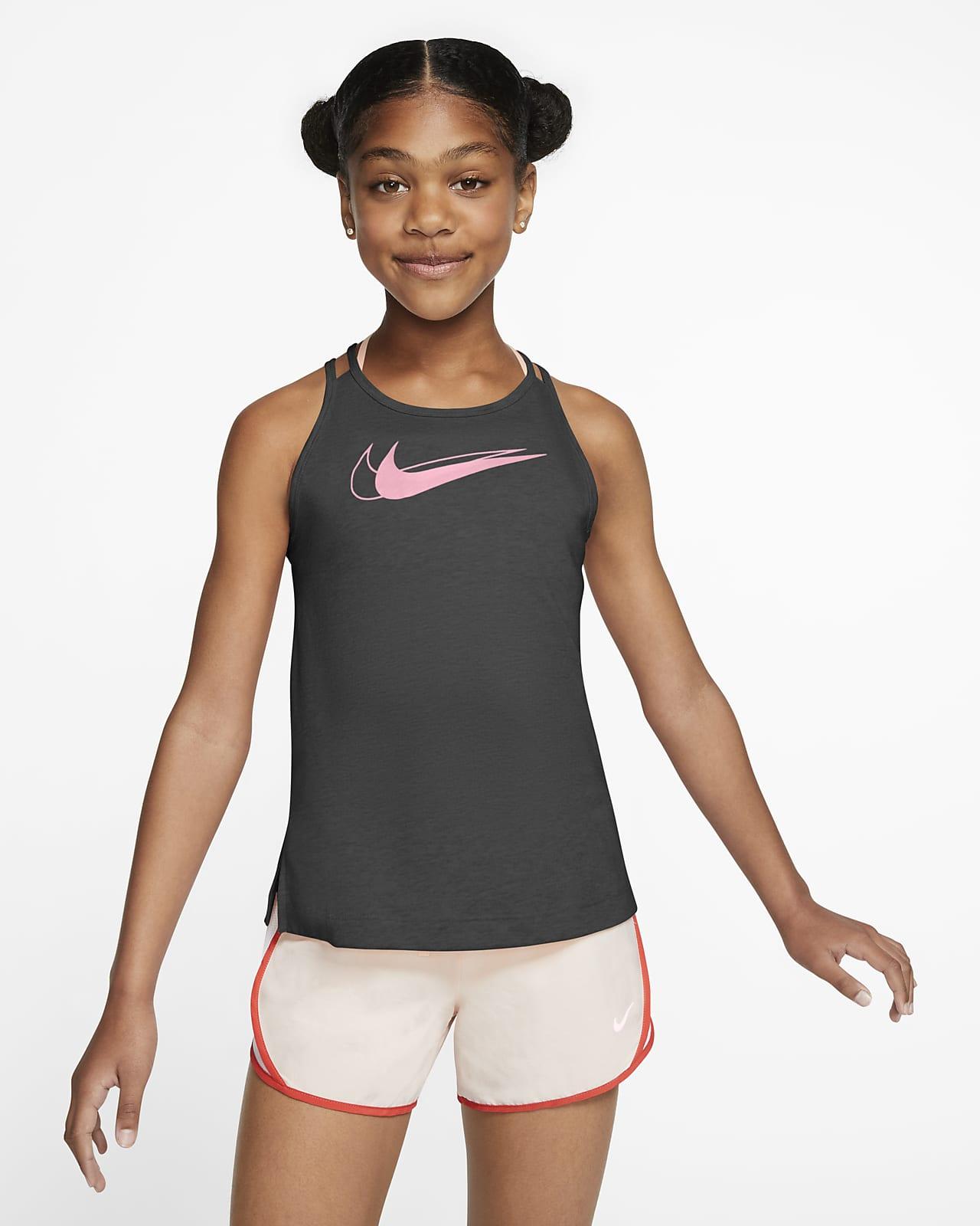 Débardeur de training à motif Nike Trophy pour Fille plus âgée