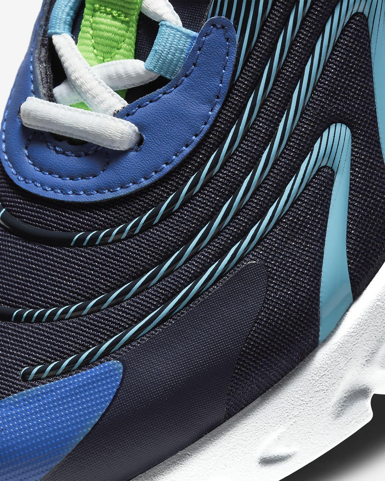 nike chaussure 270 bleu