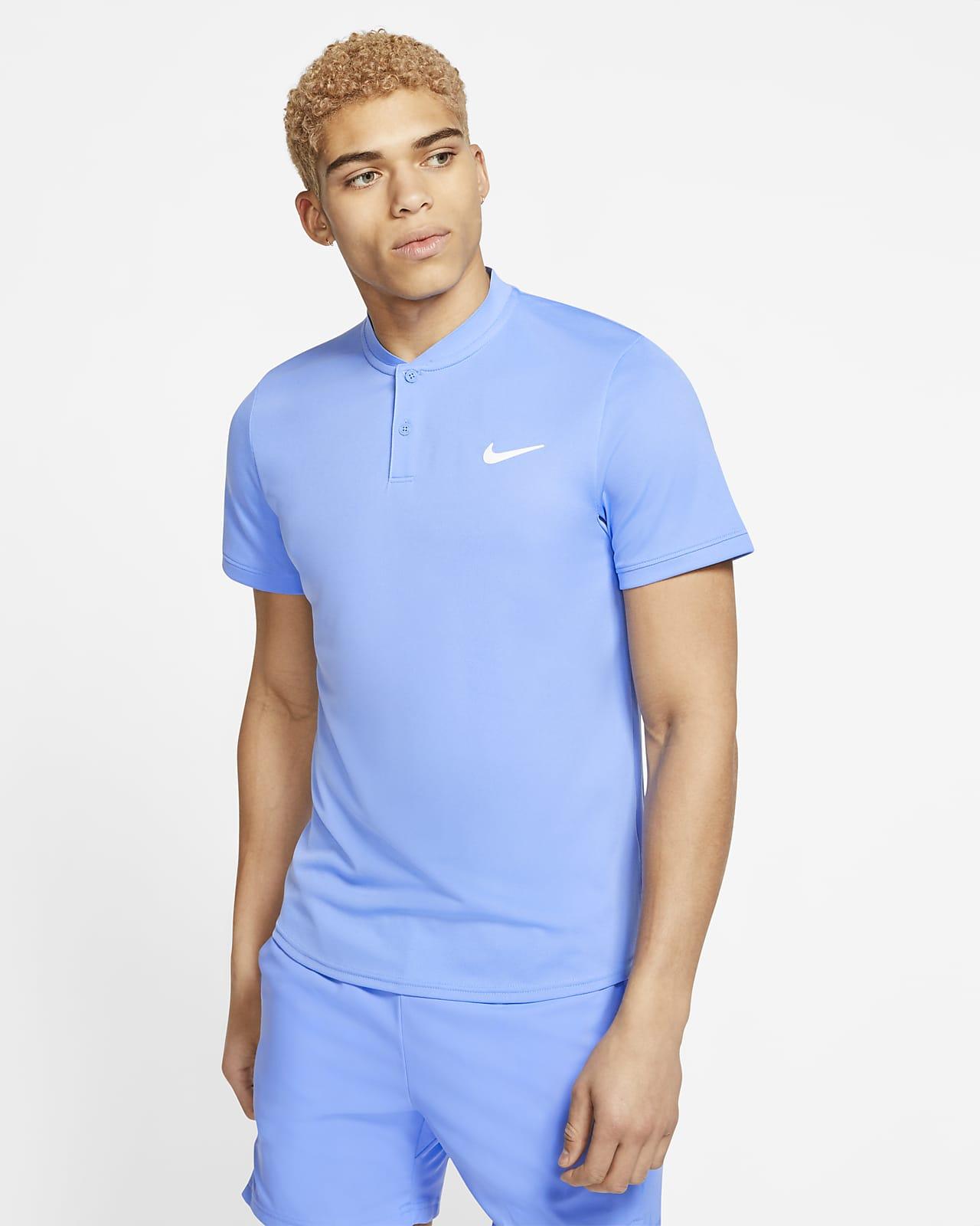 Polo de ténis NikeCourt Dri-FIT para homem