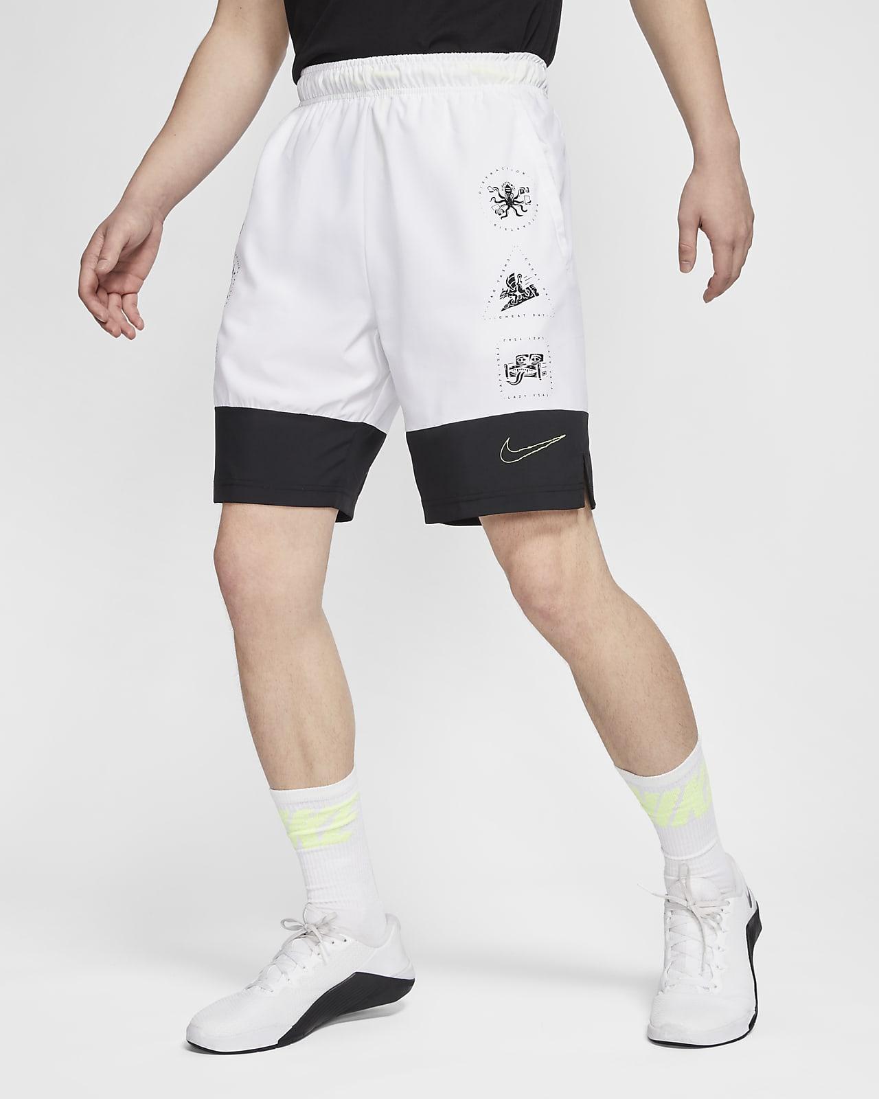 ナイキ フレックス メンズ トレーニングショートパンツ