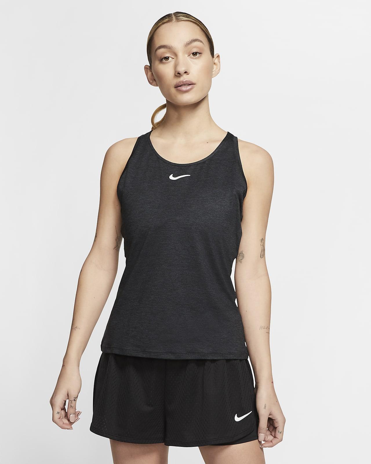 Женская теннисная майка NikeCourt Dri-FIT