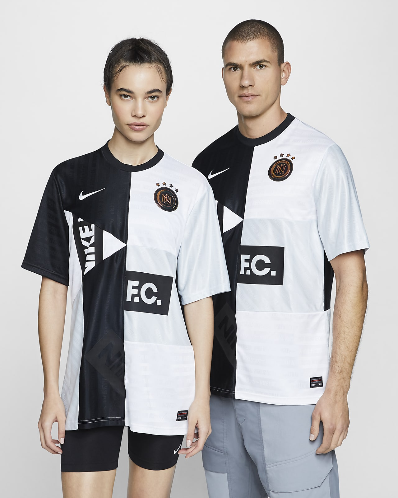 Nike F.C. Home Germany Football Shirt